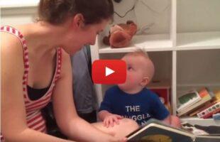 VIDEO: The Saddest Little Bookworm