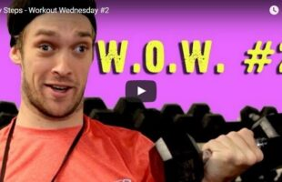 VIDEO: Man with Cerebral Palsy Makes Hilarious and Inspiring Workout Video