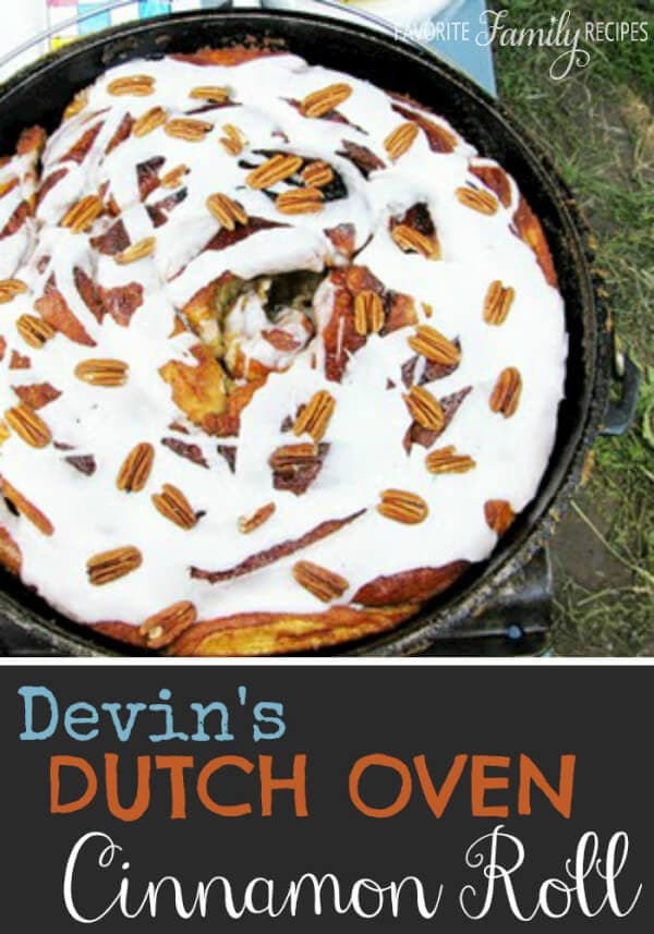 LOTS of Dutch Oven Recipes!!!