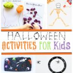 Halloween Activities For Kids – Lots of Sensory Crafts! (she: Sierra)