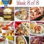 Tailgating Recipes!! ~ Tailgating Time, Week 8 of 8