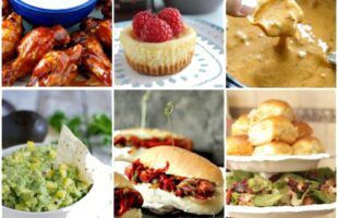 Tailgating Recipes! ~ Tailgating Time, Week 7