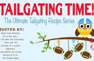 Tailgating Food Ideas ~ Tailgating Time, Week 6