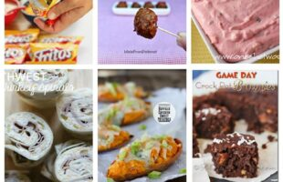 Tailgating Food Ideas Week ~ Tailgating Time, Week 5