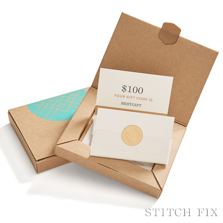 Stitch Fix ~ the coolest gift idea for women!!!