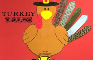 Turkey Tales – A Fun Thanksgiving Tradition (she: Brooke)