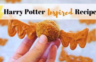 Harry Potter Inspired Recipes at www.orsoshesays.com #HarryPotter #recipes #HarryPotterrecipes #Potterhead