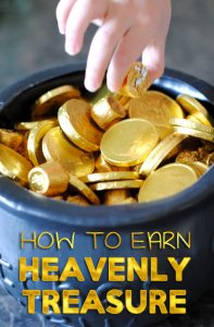 Heavenly Treasure Hunt - Family Night Lesson