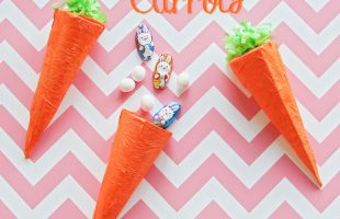 Surprise Treat Carrots, Perfect for Easter! Or So She Says