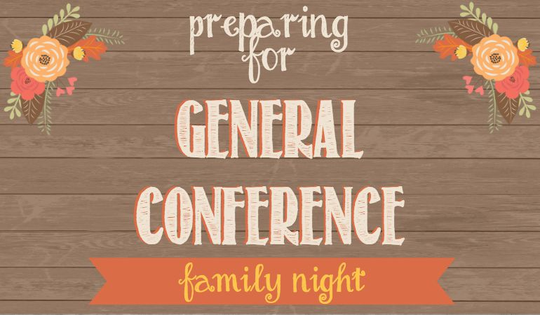 General Conference Family Night