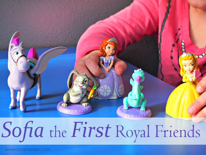 Sofia the First Royal Friends