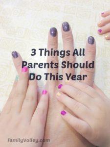 Three Parenting Tips