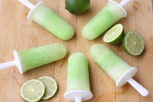 Lime Popsicles (she: Liz)