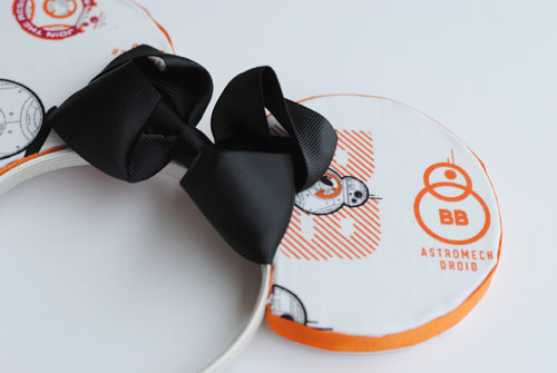 DIY Mickey Ears - Easily personalize them for the whole family!