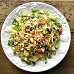Oriental Chicken Salad - Beyond the Chicken Coop