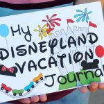 Disneyland Journal – Use Free Templates to Capture Memories! (she: Adelle)
