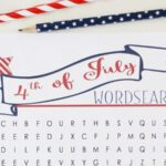 4th of July Word Search – Fun Before Fireworks! (she: Liz)