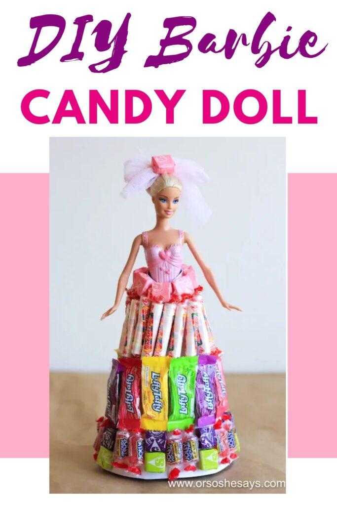 barbie candy doll Dress