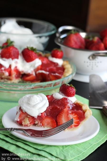 Fresh Strwaberry Pie (19) OSSS