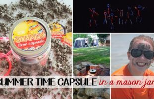 Time Capsule – Summer in a Jar (She: Colette)