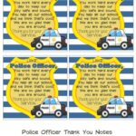 Respecting Police Officers – Family Night Lesson (she: Adelle)