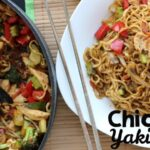 Chicken Yakisoba ~ A One-Dish Wonder! (she: Leesh & Lu)