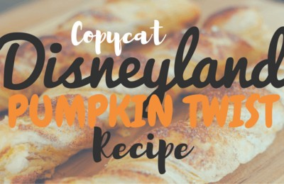 Once again, we've got some insider tips from Disneyland! Today Adelle is sharing a copycat Disneyland pumpkin twist recipe that's perfect for the season. Get the scoop on www.orsoshesays.com.