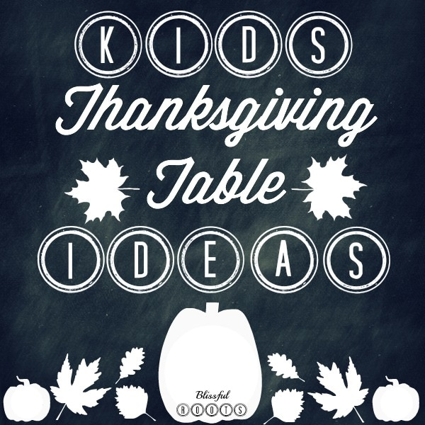Lots of cute ideas for making the kid's table at Thanksgiving more fun! Thanksgiving is coming right up and with Halloween behind us, now is the perfect time to decide on some new Thanksgiving traditions to start this year! Get some ideas on the blog: www.orsoshesays.com #thanksgiving #traditions #family #familytraditions #holidays #turkeyday #familyfun