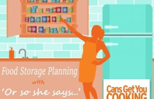 Everything You Ever Wanted to Know About Food Storage Planning (she: Liv)
