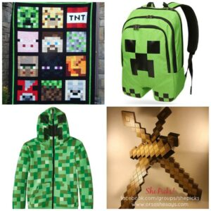 18 Minecraft Picks for the Minecraft Obsessed! ~ She Picks!