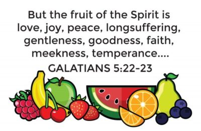 Here's a fun family game, perfect for delving just a little deeper into the scriptures discussing the fruits of the spirit. Get the printables on www.orsoshesays.com.