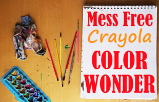 Crayola Color Wonder Mess Free Art ~ Giveaway (she: Liv)