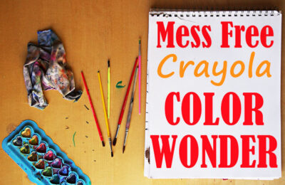 Crayola Color Wonder is a MESS FREE option for kids of all artistic interests. There's themed coloring books, markers, plain paper, and even finger paints! Check out all the info on the blog today, and learn how you can enter to win a prize package from Crayola! www.orsoshesays.com