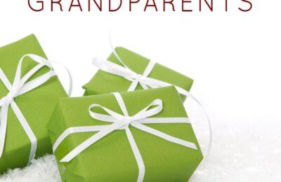 Gifts for Grandparents ~ She Picks! 2016 Christmas Gift Guide www.orsoshesays.com