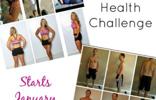 A Free Health Challenge Starting January 2… Join Us!!
