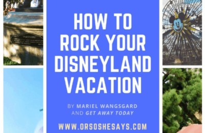 This is AMAZING!!!! Disneyland tips and tricks up the whazoo!! Plus, an exclusive coupon to save on your Disneyland vacation. www.orsoshesays.com