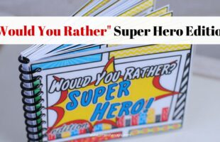 "Play this ""Would You Rather"" super hero edition with the whole family! www.orsoshesays.com"