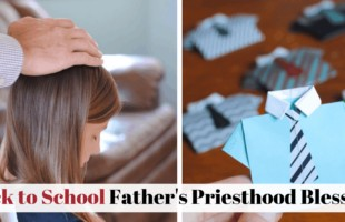 priesthood blessing