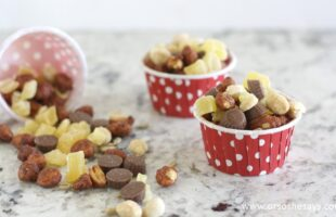 Friendship Snack Mix – An After School Snack to Get Everyone Chatting (she: Liz)