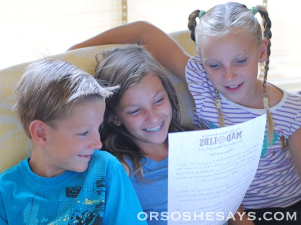 This Family Night Lesson is about the Power of Words. How they can be used to uplift or damage. Teach your family to speak with kindness! Get all the lesson info on the blog: www.orsoshesays.com