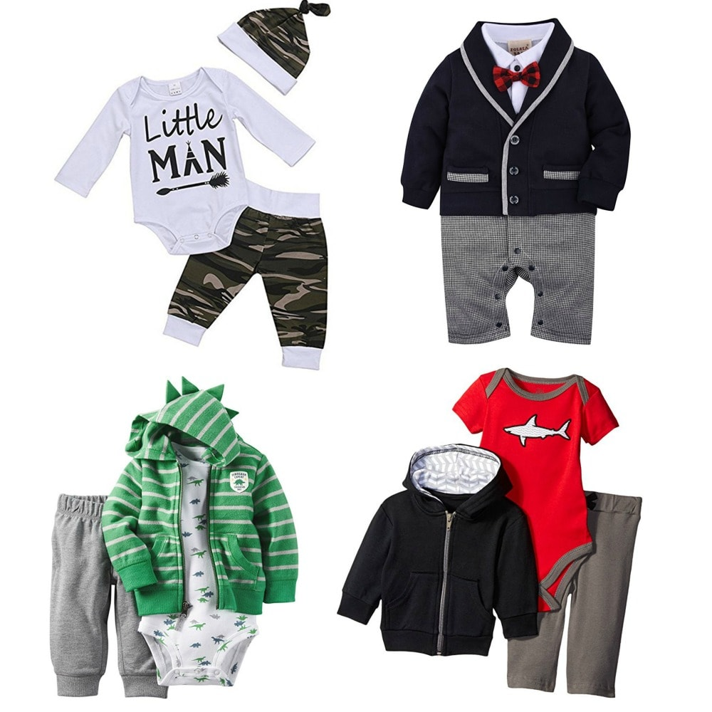Awesome gifts for baby boys!