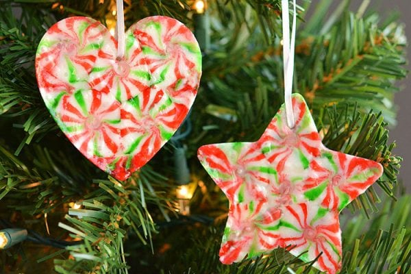 22 DIY Christmas Ornaments