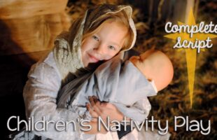 Nativity Play for Children – Family Night (she: Adelle)