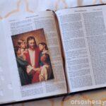 Names for Jesus – Family Night Lesson (she: Adelle)