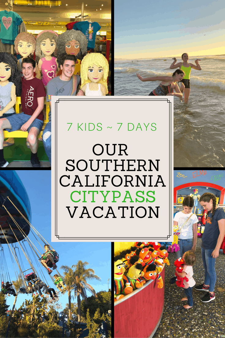 Our Southern California CityPASS Vacation