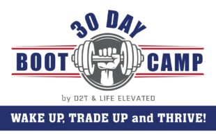 30 Day ONLINE Health & Fitness Boot Camp!