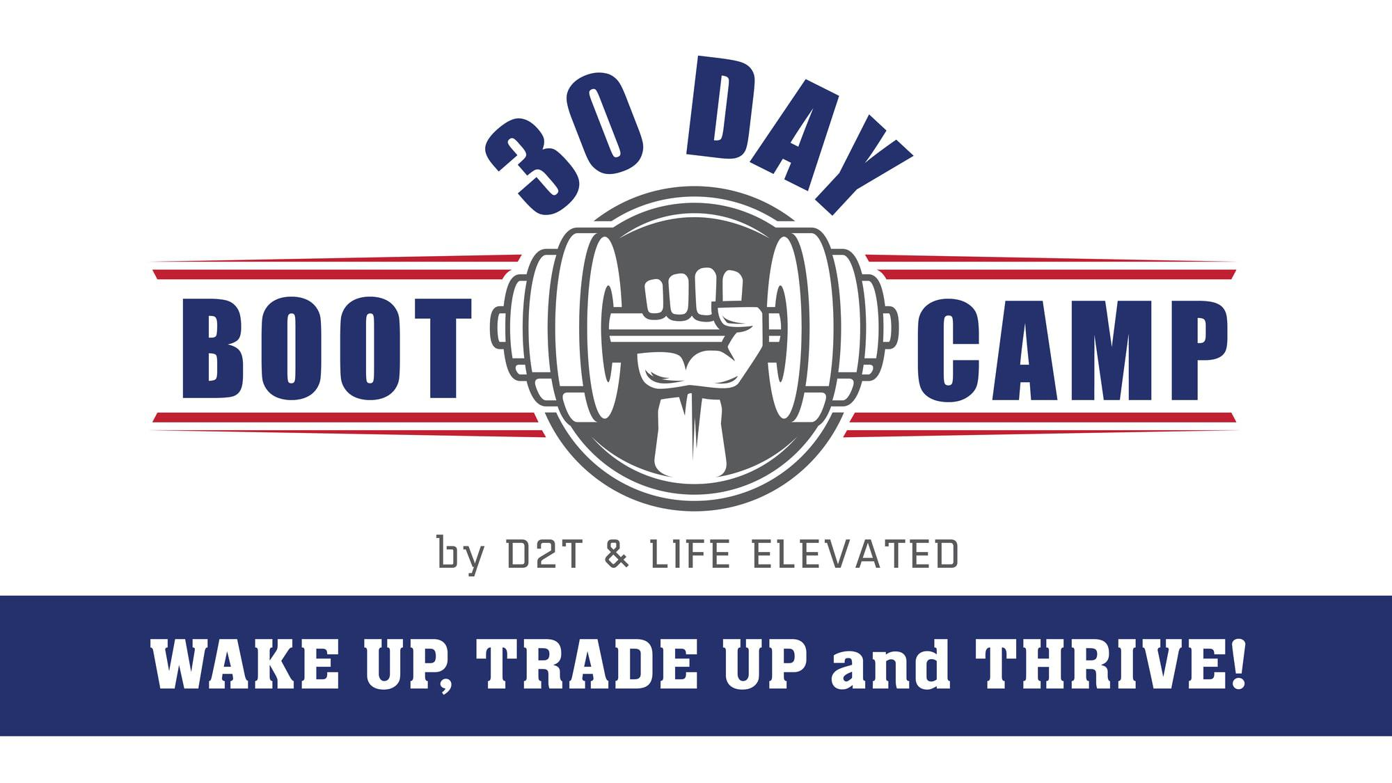 Starts soon! 30 Day ONLINE Health & Fitness Boot Camp