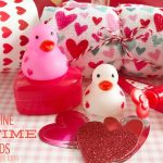 Valentine Tub Time for Kids – Fun For All Ages! (she: Brooke)