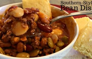 Instant Pot: Southern-Style Bean Dish – Sweetened with Brown Sugar (she: Jana)