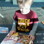 Why Your Family NEEDS a Library Card (she: Brooke)